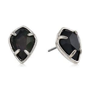 🍀 Lucky Brand Black Stud Earrings